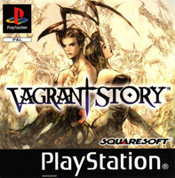 Photo de la boite de Vagrant Story